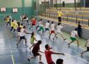 Csoportos edzés -Tüskecsarnok